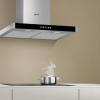 Neff D76MH52N1B Box Chimney Hood 3