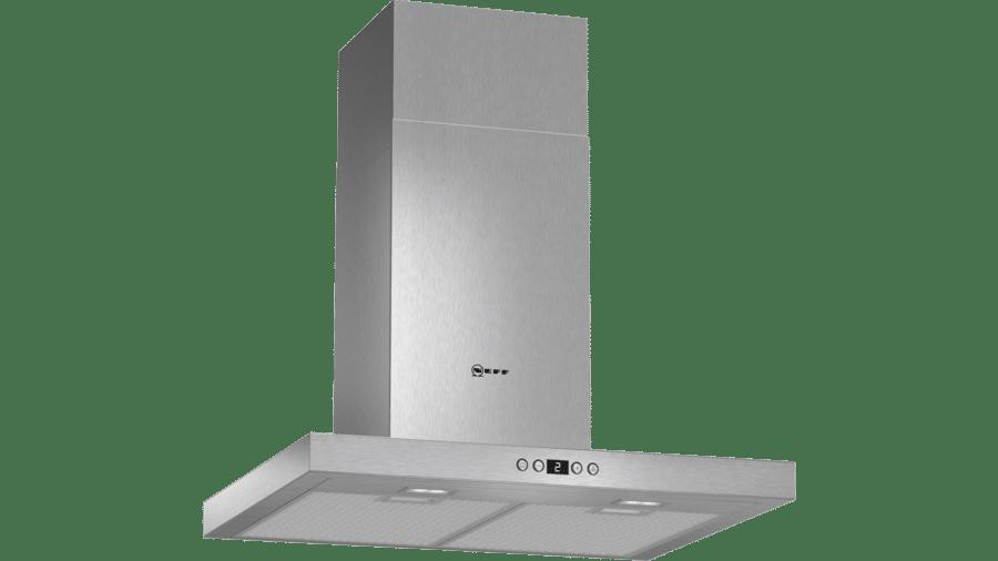 Neff D76SH52N0B Box Chimney Hood 1