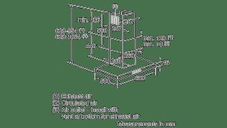 Neff D76SR22N0B Box Chimney Hood 2