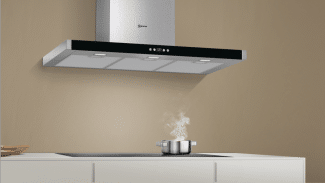 Neff D79MH52N1B Box Chimney Hood 2