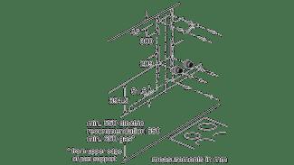 Neff D79MH52N1B Box Chimney Hood 6
