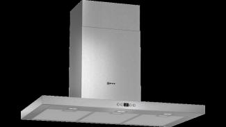 Neff D79SH52N0B Box Chimney Hood 1