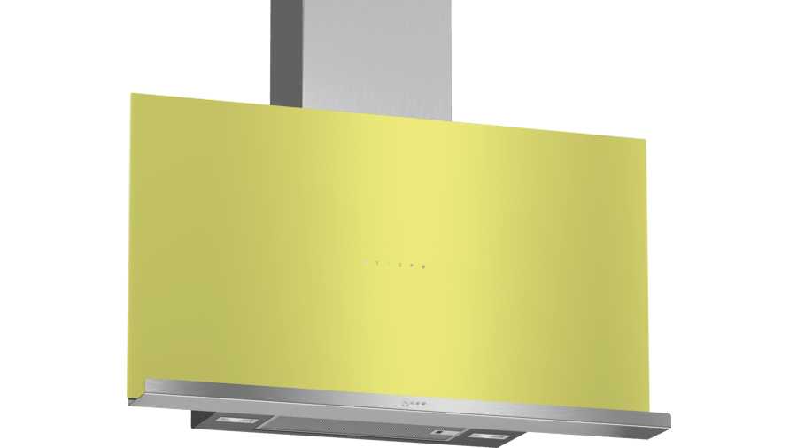 Neff D95FRM1G0B Green Creative Slim Hood 1