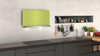 Neff D95FRM1G0B Green Creative Slim Hood 4