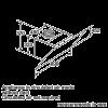 Neff D95IPU1N0B Angled Chimney Hood 7