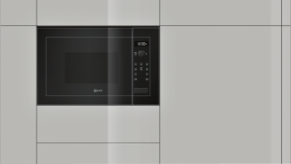 Neff H11WE60S0G Microwave Oven Black 2