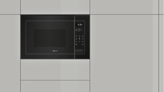 Neff H12GE60S0G Microwave Oven Black 3