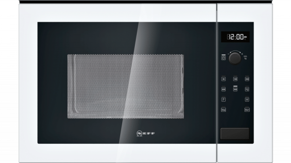 Neff H12WE60W0G Microwave Oven White 1