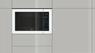 Neff H12WE60W0G Microwave Oven White 2