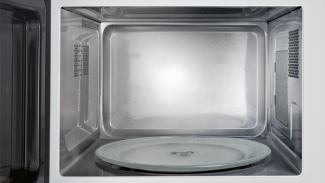 Neff H53W50S3GB Microwave Oven Black 2