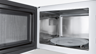 Neff H53W50S3GB Microwave Oven Black 3