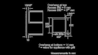 Neff H53W50S3GB Microwave Oven Black 4