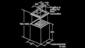 Neff I38KHV2S0 Ceiling Extractor 6