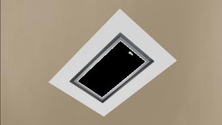 Neff I90CN48W0 Ceiling Extractor 3