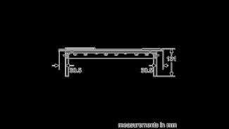 Neff I91VT44N0B Worktop Extractor 11
