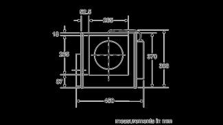 Neff I91VT44N0B Worktop Extractor 14