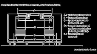 Neff I91VT44N0B Worktop Extractor 17