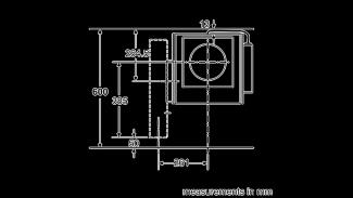 Neff I91VT44N0B Worktop Extractor 18