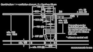 Neff I91VT44N0B Worktop Extractor 20