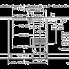 Neff I91VT44N0B Worktop Extractor 22
