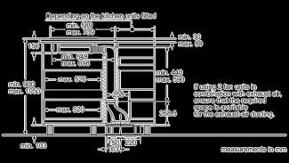Neff I91VT44N0B Worktop Extractor 27
