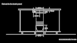 Neff I91VT44N0B Worktop Extractor 7
