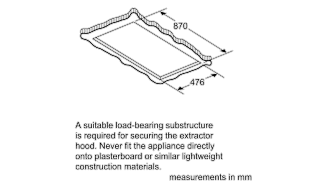 Neff I99C68W1GB Ceiling Extractor 7