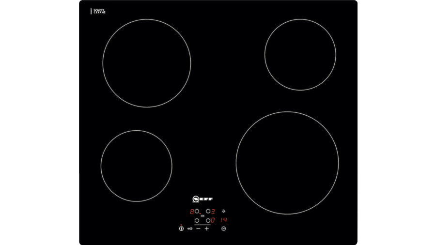 Neff T10B40X2 Induction Hob 1
