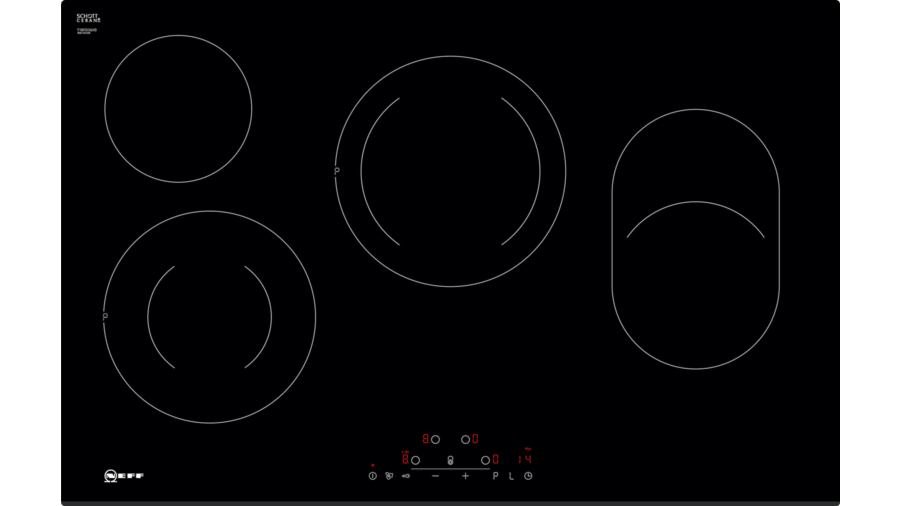 Neff T18FD36X0 Induction Hob 1