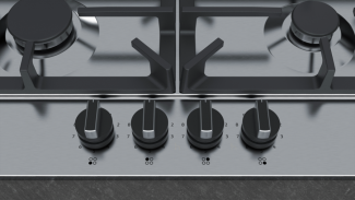 Neff T26DS49N0 Gas Hob 4