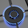 Neff T27DA79N0 Gas Hob 2