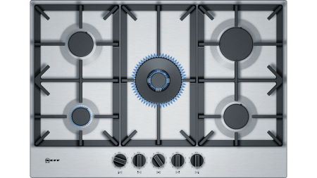 Neff T27DS59N0 Gas Hob 1