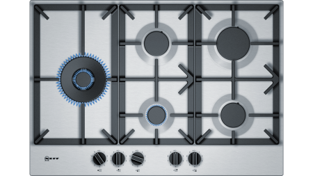 Neff T27DS79N0 Gas Hob 1