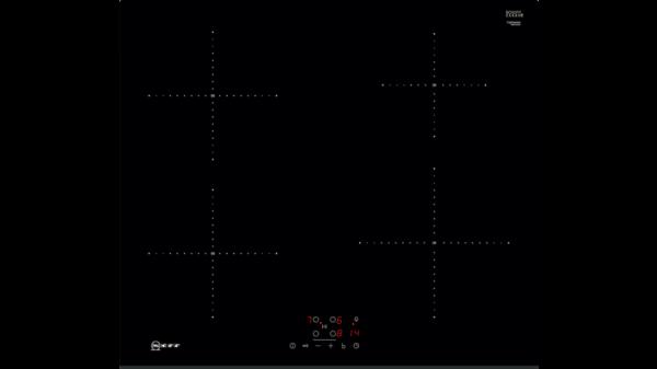Neff T36FB40X0 Induction Hob 1
