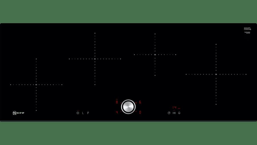 Neff T40FT40X0 Induction Hob 1