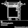 Neff T50FS41X0 Flex Induction Hob 5