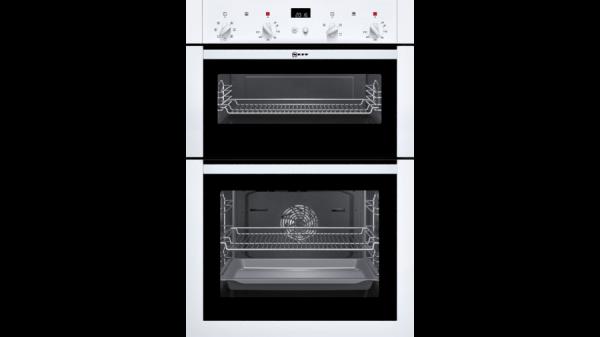 Neff U14M42W5GB Double Oven 1
