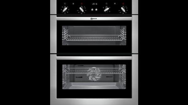 Neff U17M42N5GB Double Oven 1