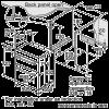 Neff U17M42S5GB Double Oven 2