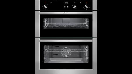 Neff U14m42s5gb Double Oven Black Kitchen Emporium