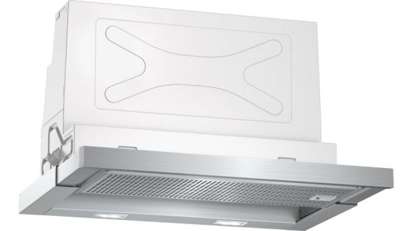 Neff D46ML54N0B Telescopic Hood 1