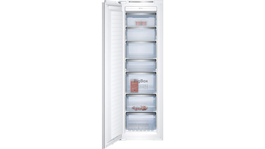Neff G4655X7GB Built-in Single Door Freezer 1