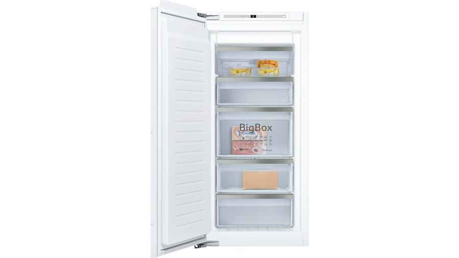 Neff GI7413E30G Built-in Single Door Freezer 1