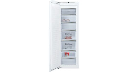 Neff GI7813E30G Built-in Single Door Freezer 1