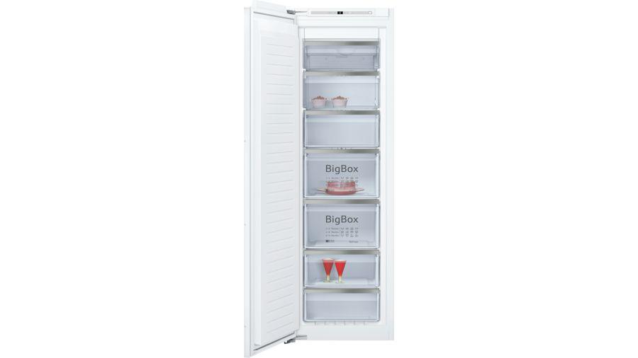 Neff GI7813E30G Built-in Single Door Freezer 1