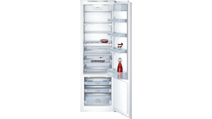Neff K8315X0GB Built-in Single Door Fridge 1