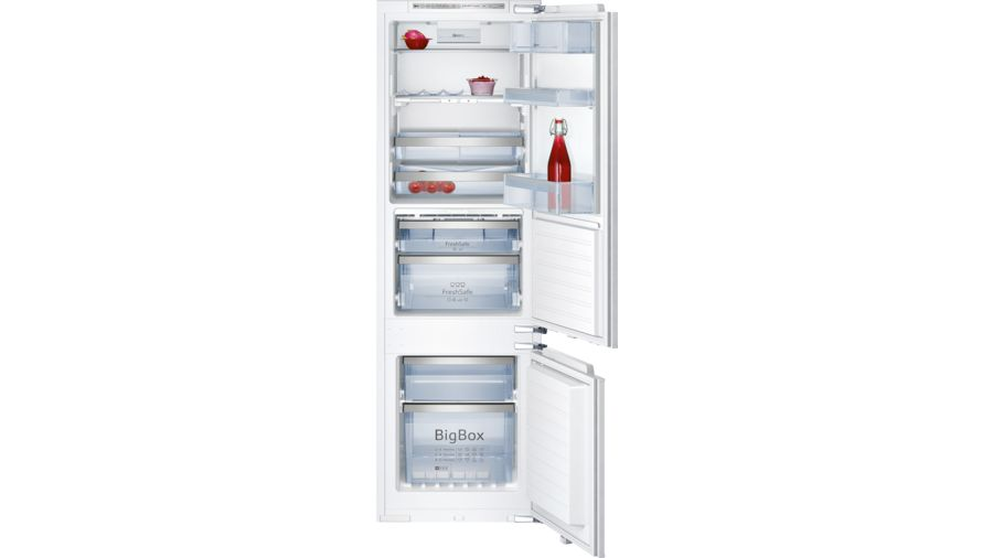 Neff K8345X0 70/30 Built-in Fridge Freezer 1