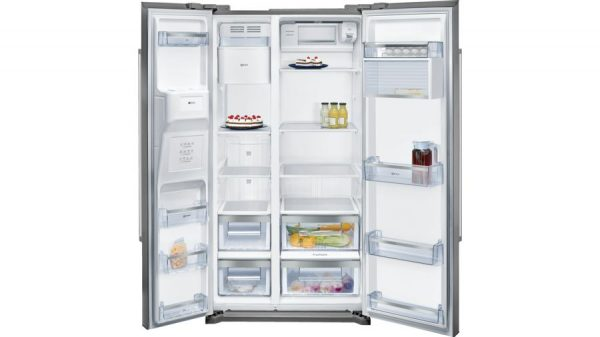 Neff KA3902I20G American Fridge Freezer 1