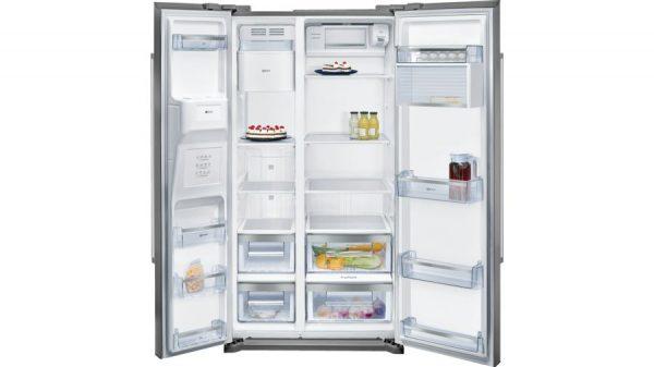 Neff KA3902I20G American Fridge Freezer 1