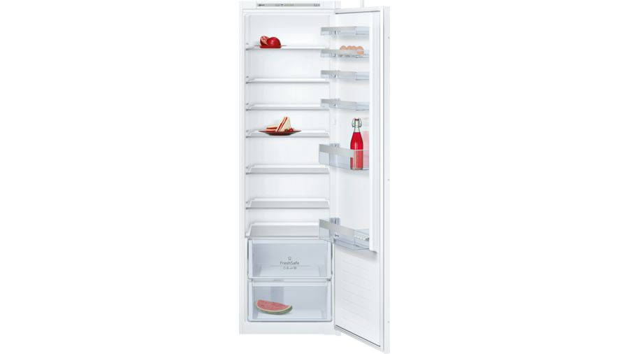 Neff KI1812S30G Built-in Single Door Fridge 1